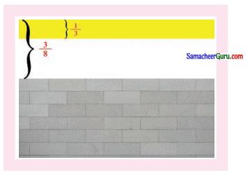 Samacheer Kalvi 6th Maths Guide Term 3 Chapter 1 பின்னங்கள் Ex 1.2 15