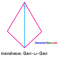 Samacheer Kalvi 7th Maths Guide Term 2 Chapter 4 வடிவியல் Ex 4.2 10