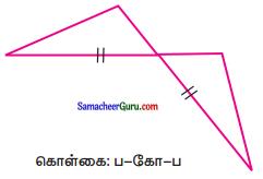 Samacheer Kalvi 7th Maths Guide Term 2 Chapter 4 வடிவியல் Ex 4.2 18