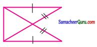 Samacheer Kalvi 7th Maths Guide Term 2 Chapter 4 வடிவியல் Ex 4.2 22