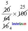 Samacheer Kalvi 7th Maths Guide Term 3 Chapter 2 சதவீதமும் தனி வட்டியும் Ex 2.1 11