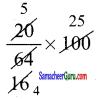 Samacheer Kalvi 7th Maths Guide Term 3 Chapter 2 சதவீதமும் தனி வட்டியும் Ex 2.1 9
