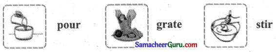 Samacheer Kalvi 3rd English Guide Term 1 Chapter 1 Our Kitchen 10