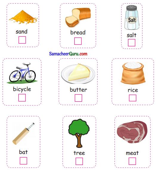 Samacheer Kalvi 3rd English Guide Term 1 Chapter 1 Our Kitchen 18