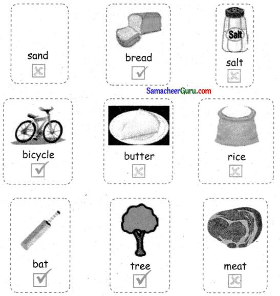 Samacheer Kalvi 3rd English Guide Term 1 Chapter 1 Our Kitchen 20