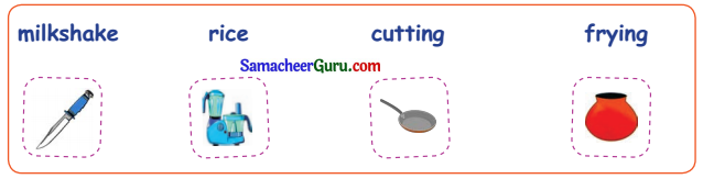 Samacheer Kalvi 3rd English Guide Term 1 Chapter 1 Our Kitchen 3