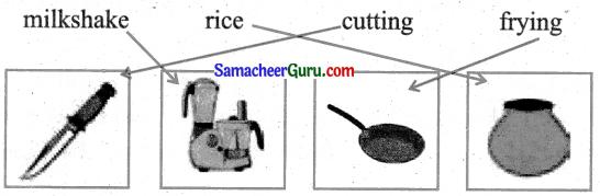 Samacheer Kalvi 3rd English Guide Term 1 Chapter 1 Our Kitchen 4