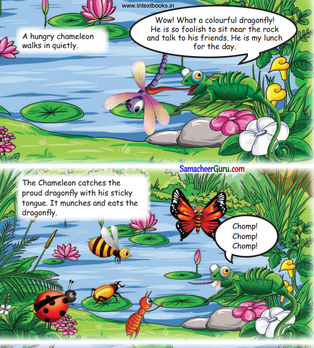 Samacheer Kalvi 3rd English Guide Term 1 Chapter 2 The Insects 53