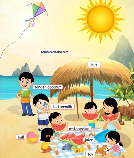 Samacheer Kalvi 3rd English Guide Term 2 Chapter 1 Seasons' Story 11