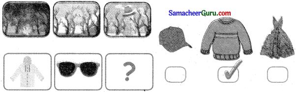 Samacheer Kalvi 3rd English Guide Term 2 Chapter 1 Seasons' Story 24