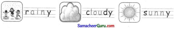Samacheer Kalvi 3rd English Guide Term 2 Chapter 1 Seasons' Story 27