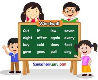 Samacheer Kalvi 3rd English Guide Term 2 Chapter 1 Seasons' Story 28