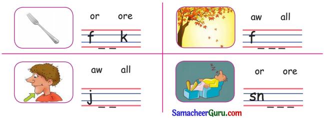 Samacheer Kalvi 3rd English Guide Term 2 Chapter 1 Seasons' Story 29