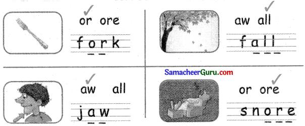 Samacheer Kalvi 3rd English Guide Term 2 Chapter 1 Seasons' Story 30