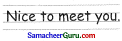 Samacheer Kalvi 3rd English Guide Term 2 Chapter 1 Seasons' Story 34