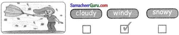 Samacheer Kalvi 3rd English Guide Term 2 Chapter 1 Seasons' Story 40
