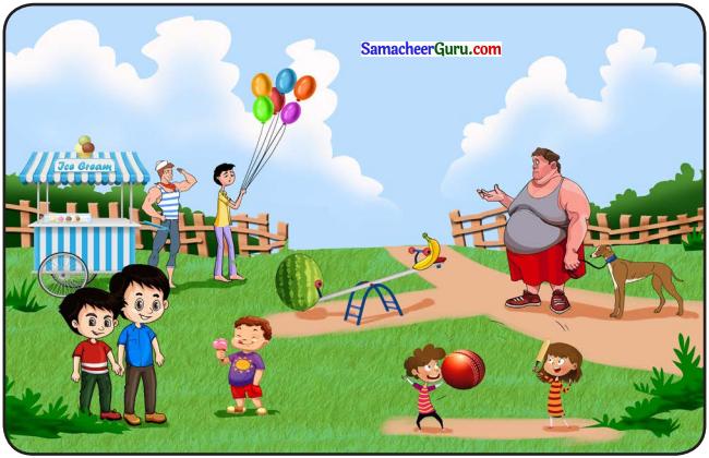 Samacheer Kalvi 3rd English Guide Term 2 Chapter 1 Seasons' Story 56