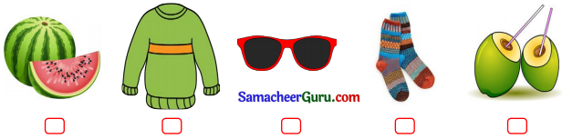 Samacheer Kalvi 3rd English Guide Term 2 Chapter 1 Seasons' Story 57