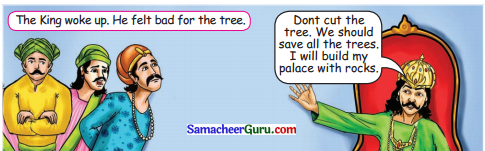 Samacheer Kalvi 3rd English Guide Term 3 Chapter 1 Our Leafy Friends 54