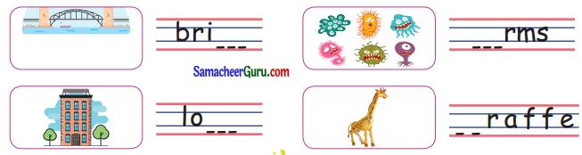 Samacheer Kalvi 3rd English Guide Term 3 Chapter 2 Tools We Use 26
