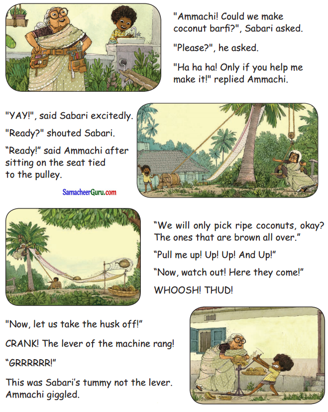 Samacheer Kalvi 3rd English Guide Term 3 Chapter 2 Tools We Use 42