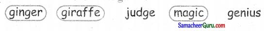 """Page No: 85 im - 1 Answer: im - 2 Let us recall Question 1. Name the picture to your friend. im - 3 Answer: im - 4 Question 2. Read it and do it. a. Open the bag. b. Take a pencill c. Write the word stethoscope im - 5 Answer: a. Open the bag. b. Take a pencill c. Write the word stethoscope im - 6 Look and say (Page No: 86) im - 7 im - 8 im - 9 im - 10 Let us sing (Page No: 88) The Little Doctor சிறுமி மருத்துவர் I am a doctor Holding a stethoscope Thud! Thud!"""", says your chest Your heart is never at rest! I am a doctor Holding a stethoscope Thud! Thud!"""", let me hear All is well, no need to fear! மார்புச் சோதனி கையில் ஏந்திய மருத்துவச் சிறுமி நானம்மா! இதயம் லப்டப் என்றே துடிக்கும் இதற்கு ஓய்வே இல்லையம்மா. மார்புச் சோதனி கையில் ஏந்திய மருத்துவச் சிறுமி நானம்மா! பாங்காய்த் துடிக்குது உங்கள் இதயம் பயப்படத் தேவை இல்லையம்மா! Stanza 1 I am a little girl. Now I am a doctor. I have my stethoscope with me. I can examine your heart beat with it. You have to check your heart beat every now and then. It is important because your heart works day and night without rest. I - the little girl, சிறுயி; holding - gripping in the hand, பற்றிக் கொண்டு; stethoscope - a device used by doctors to hear heat beat, மார்புச் சோதனி. Thud! Thud - the sound made by the heart, இதயம் துடிக்கும் லப் டப் என்ற ஓசை; chest - box like part which has heart inside, மார்பு; never at rest - always working, ஓய்வின்றி ; Stanza 2 I am a little girl. Now I am a doctor. I have my stethoscope with me. Now I examine your heart beat with the stethoscope. Your heart beats perfectly. I can hear it. Everything is okay. You need not fear. Let me hear - I shall examine your heart beat with my stethoscope. உங்கள் இதயத் துடிப்பை நான் கேட்கப் போகிறேன்; All is well - Your heart is in a healthy condition, உங்க ள் இதயம் ஆரோக்கியமாக இருக்கிறது; no need to fear - you need not be afraid, பயப்படத் தேவையில்லை ; Let us learn (Page No: 89) A Stitch in Time im - 11 im - 12 im - 13 Page No: 90 im - 14 im - 15 im - 16 im - 17 Meanings an"""