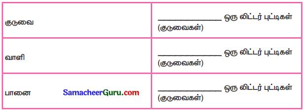 Samacheer Kalvi 3rd Maths Guide Term 3 Chapter 4 அளவைகள் 18