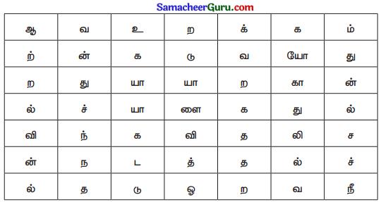 Samacheer Kalvi 3rd Science Guide Term 1 Chapter 1 எனது உடல் 14