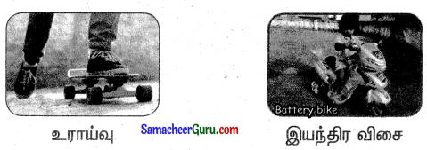 Samacheer Kalvi 3rd Science Guide Term 1 Chapter 3 விசை 12