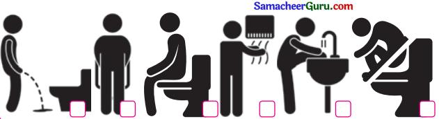 Samacheer Kalvi 3rd Science Guide Term 2 Chapter 1 எனது உடல் 8