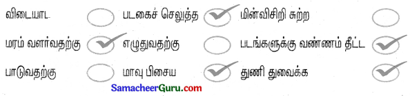 Samacheer Kalvi 3rd Science Guide Term 2 Chapter 2 நீர் 4