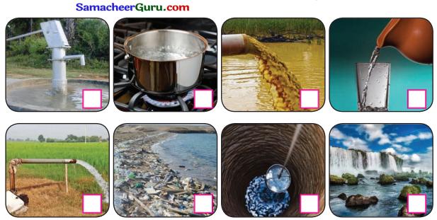 Samacheer Kalvi 3rd Science Guide Term 2 Chapter 2 நீர் 7