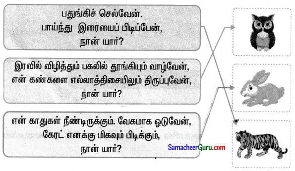 Samacheer Kalvi 3rd Tamil Guide Term 1 Chapter 3 தனித் திறமை 2