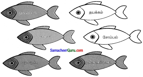 Samacheer Kalvi 3rd Tamil Guide Term 1 Chapter 6 துணிந்தவர் வெற்றி கொள்வர் 5