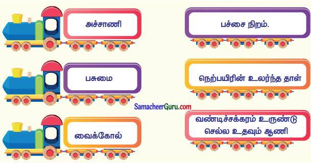 Samacheer Kalvi 3rd Tamil Guide Term 1 Chapter 9 மாட்டு வண்டியிலே 1