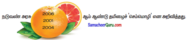 Samacheer Kalvi 3rd Tamil Guide Term 3 Chapter 7 தமிழ்மொழியின் பெருமை 6