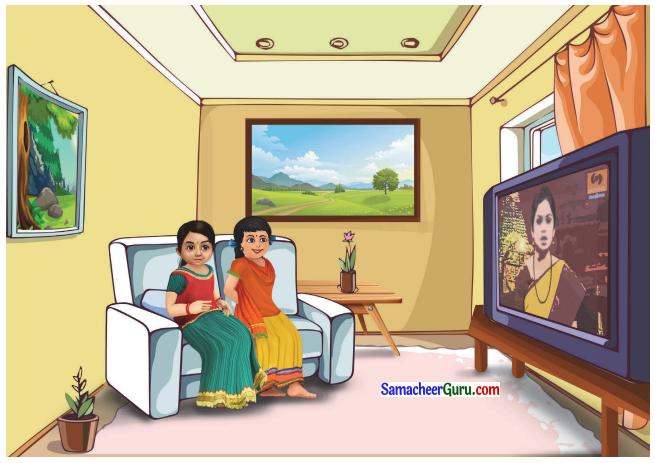 Samacheer Kalvi 3rd Tamil Guide Term 3 Chapter 8 அறிவூட்டும் தொலைக்கா செய்திகள் 2