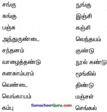Samacheer Kalvi 3rd tamil Guide Term 2 Chapter 6 எழில் கொஞ்சும் அருவி 12
