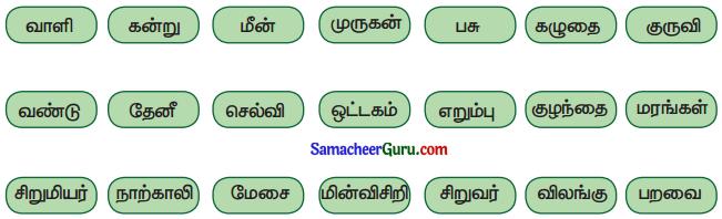 Samacheer Kalvi 3rd tamil Guide Term 3 Chapter 3 வீம்பால் வந்த விளைவு 12