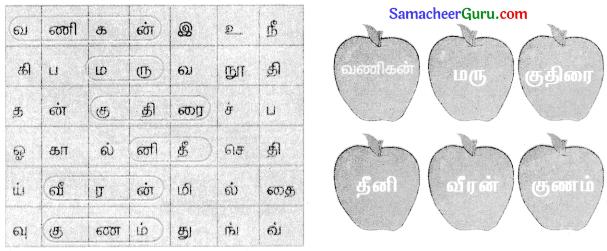 Samacheer Kalvi 3rd tamil Guide Term 3 Chapter 3 வீம்பால் வந்த விளைவு 7